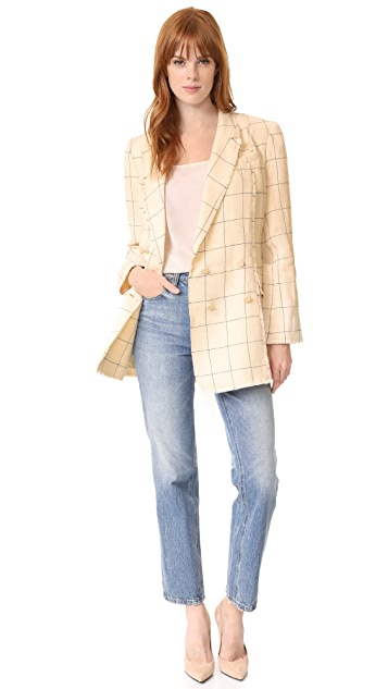 Zimmermann Stranded Threadbare Jacket