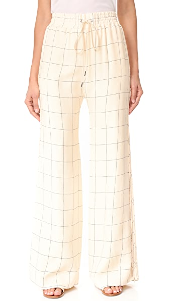 Zimmermann Stranded Threadbare Pants