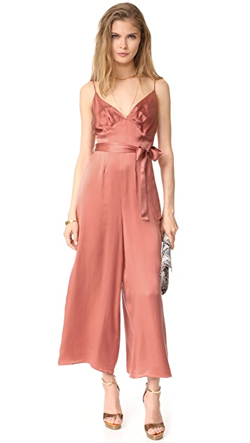 Zimmermann Tuck Jumpsuit