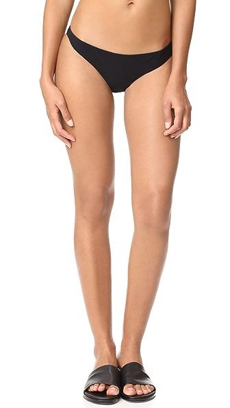 Zimmermann Separates Brazilian Bikini Bottoms - Black