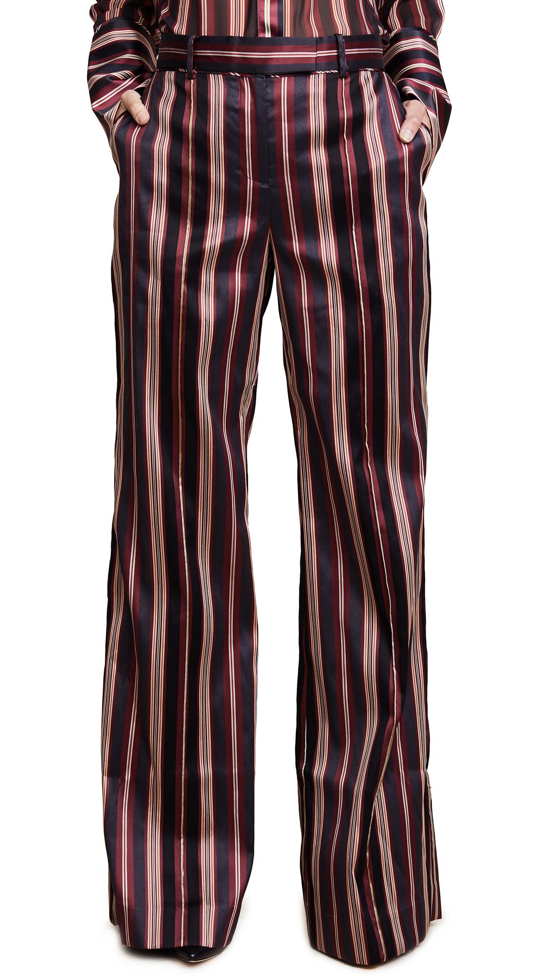 Zimmermann Folly Uniform Pants - Stripe