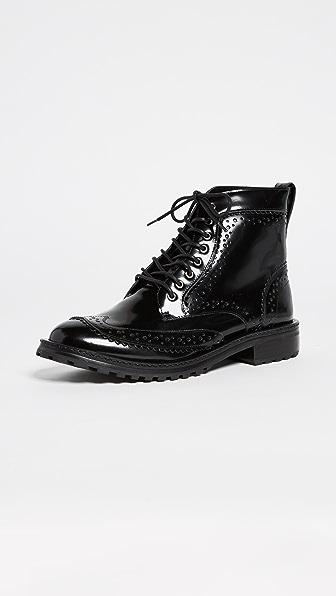 Zimmermann Combat Boots - Black