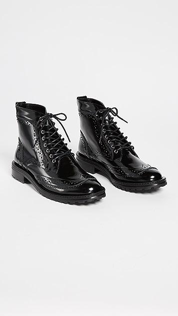 Zimmermann Combat Boots