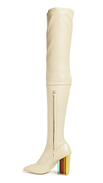 Zimmermann Strech Thigh High Boots