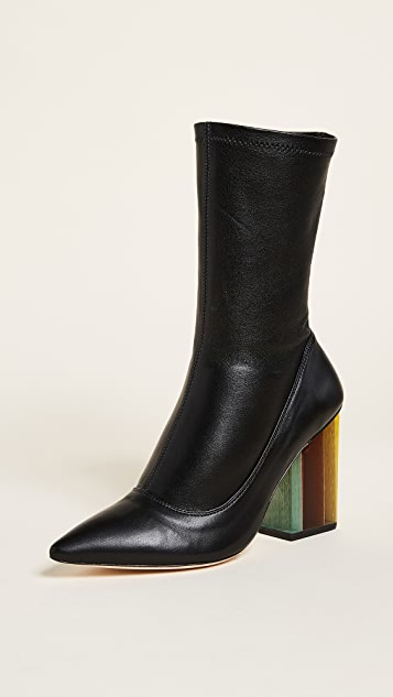 Zimmermann Stretch Ankle Boots