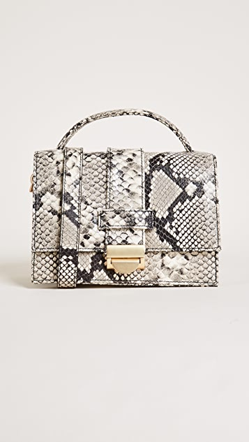 Zimmermann Accordion Cross Body Bag