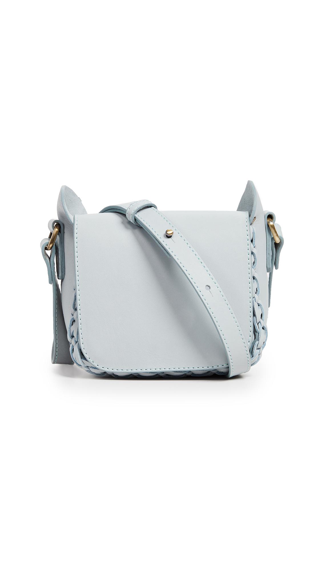 Zimmermann Mini Shoulder Bag - Sky