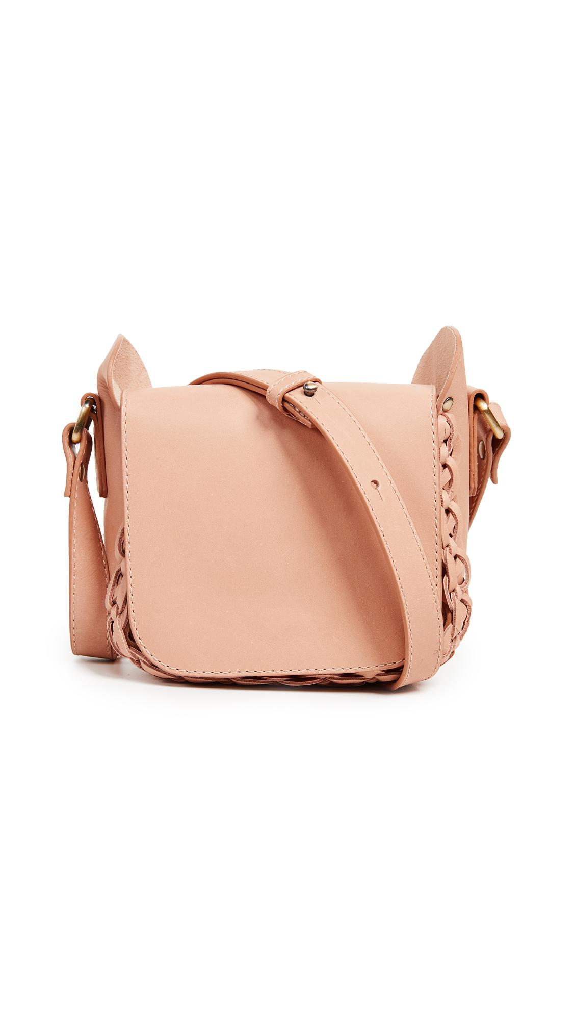 Zimmermann Mini Shoulder Bag - Natural Tan