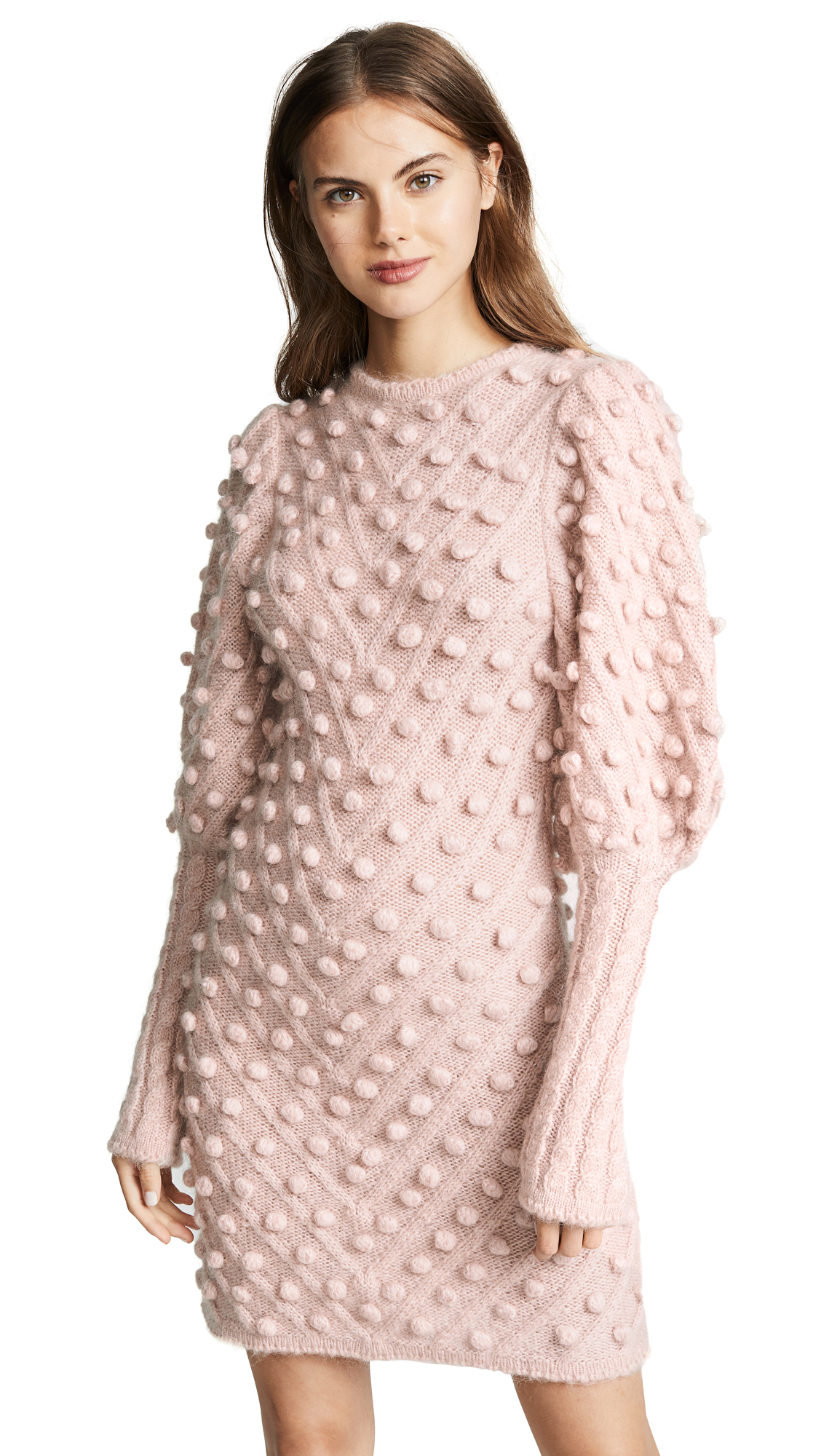 Fleeting Bauble Dress in Pink