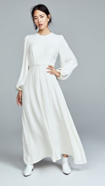 Zimmermann. Blouson Sleeve Dress