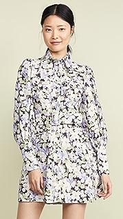 Zimmermann Ninety-Six 衬衫短裙