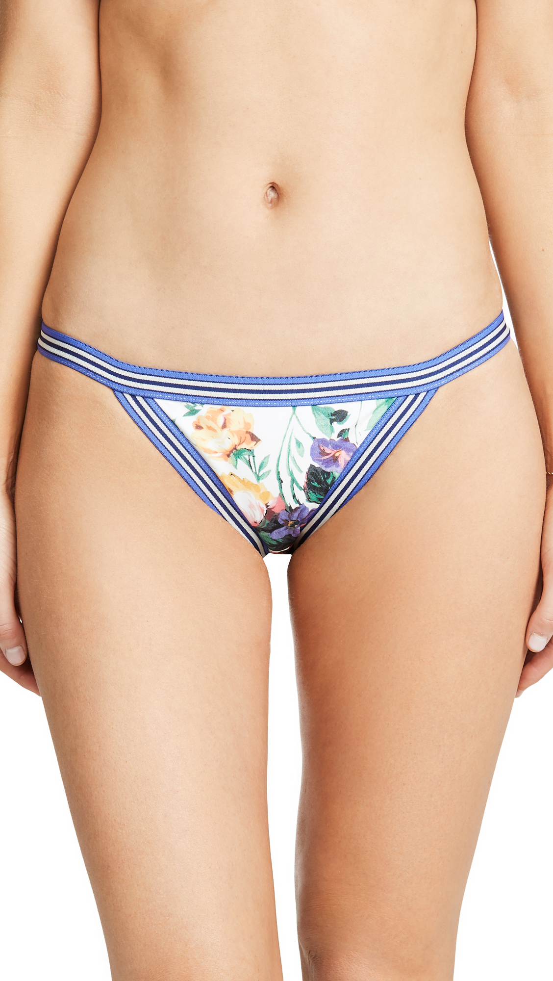 Buy Zimmermann online - photo of Zimmermann Allia Elastic Bikini Bottoms