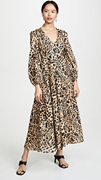 0a707c4645f Zimmermann. Veneto Plunge Long Dress