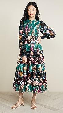30e0aafb236 Zimmermann. Allia Tiered Long Dress