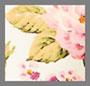 кремовый с цветами