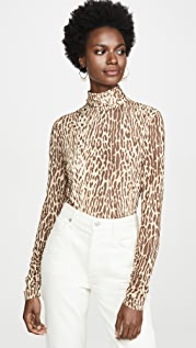 Zimmermann Espionage Body Knit Top
