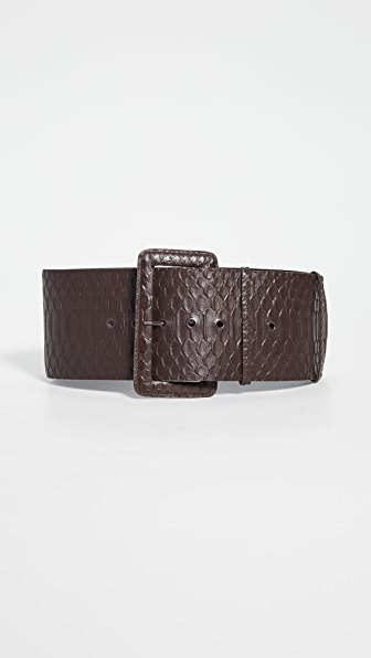 Zimmermann Wide Waist Belt