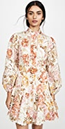 Zimmermann Bonita  刺绣连衣裙
