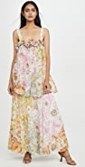Zimmermann Super Eight Maxi Dress