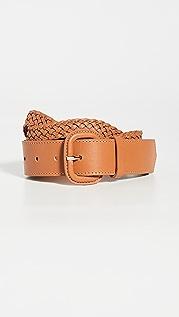 Zimmermann Braided Weave Belt