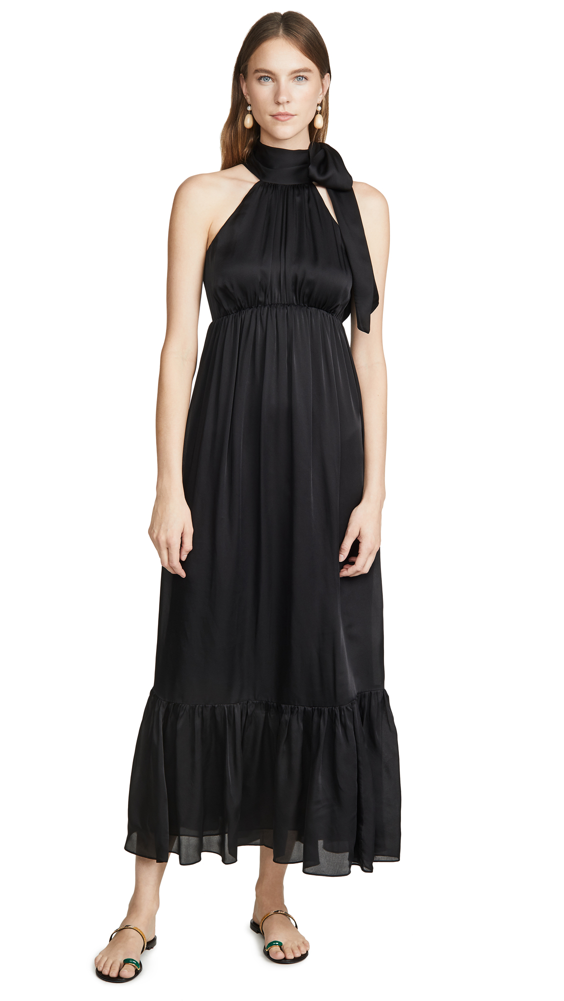 Buy Zimmermann Gathered Bow Tie Dress online beautiful Zimmermann Dresses, Strapless