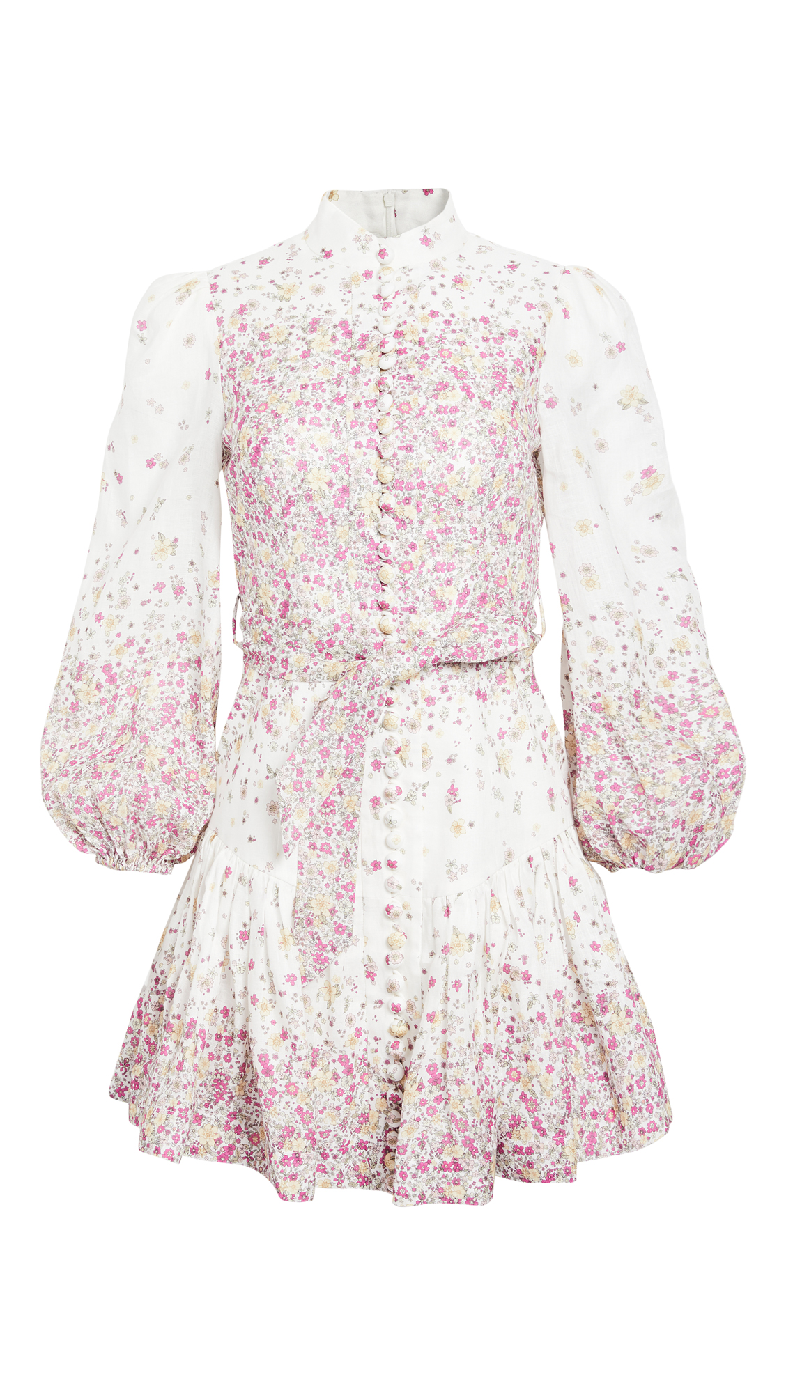 Zimmermann Carnaby Short Dress