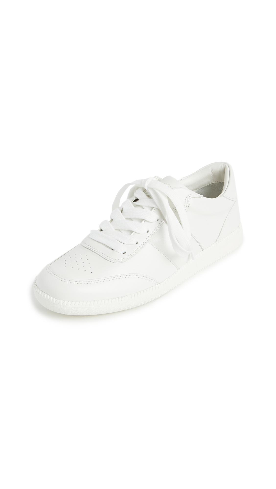 Zimmermann Low Top Retro Sneakers In White