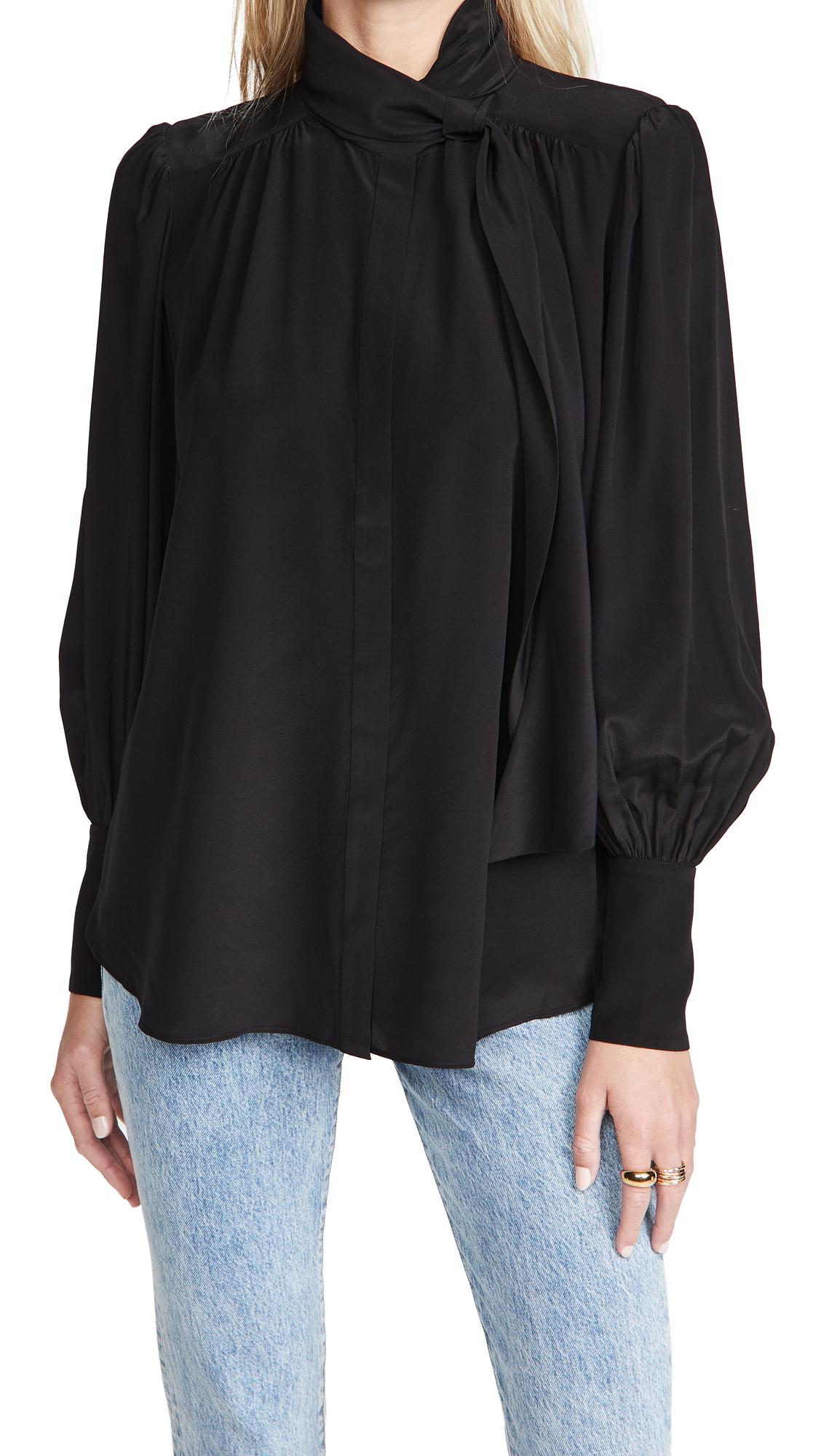 Zimmermann Silk Billow Shirt