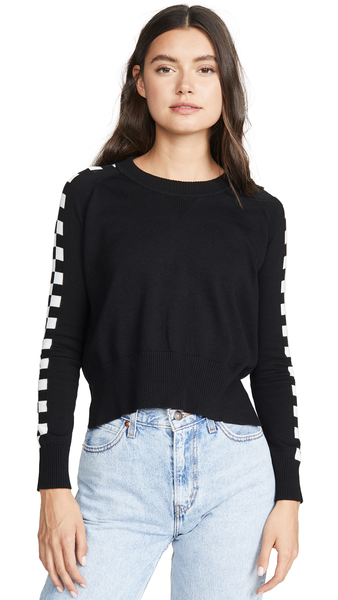 Buy Zoe Jordan online - photo of Zoe Jordan Bruni Sweater