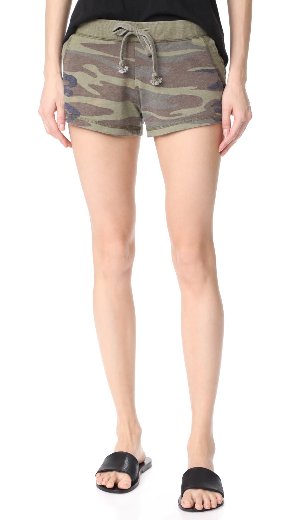 Z Supply Camo Shorts
