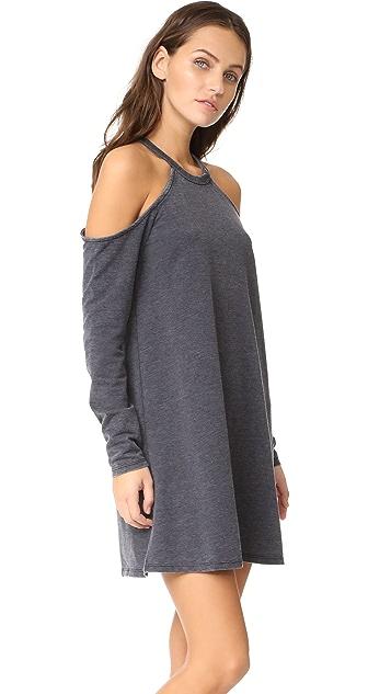 Z Supply Cold Shoulder Dress