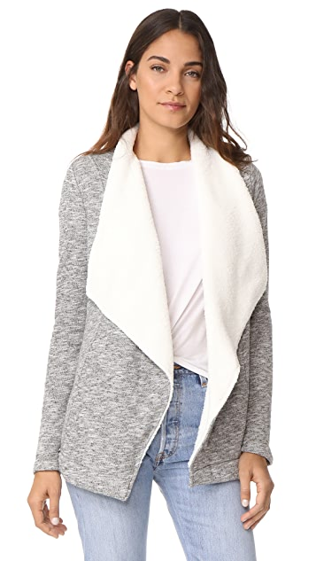 Z Supply The Sherpa Sweater Cardigan