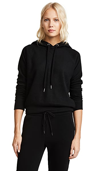 Z Supply Loft Jogger & Hoodie Set In Black