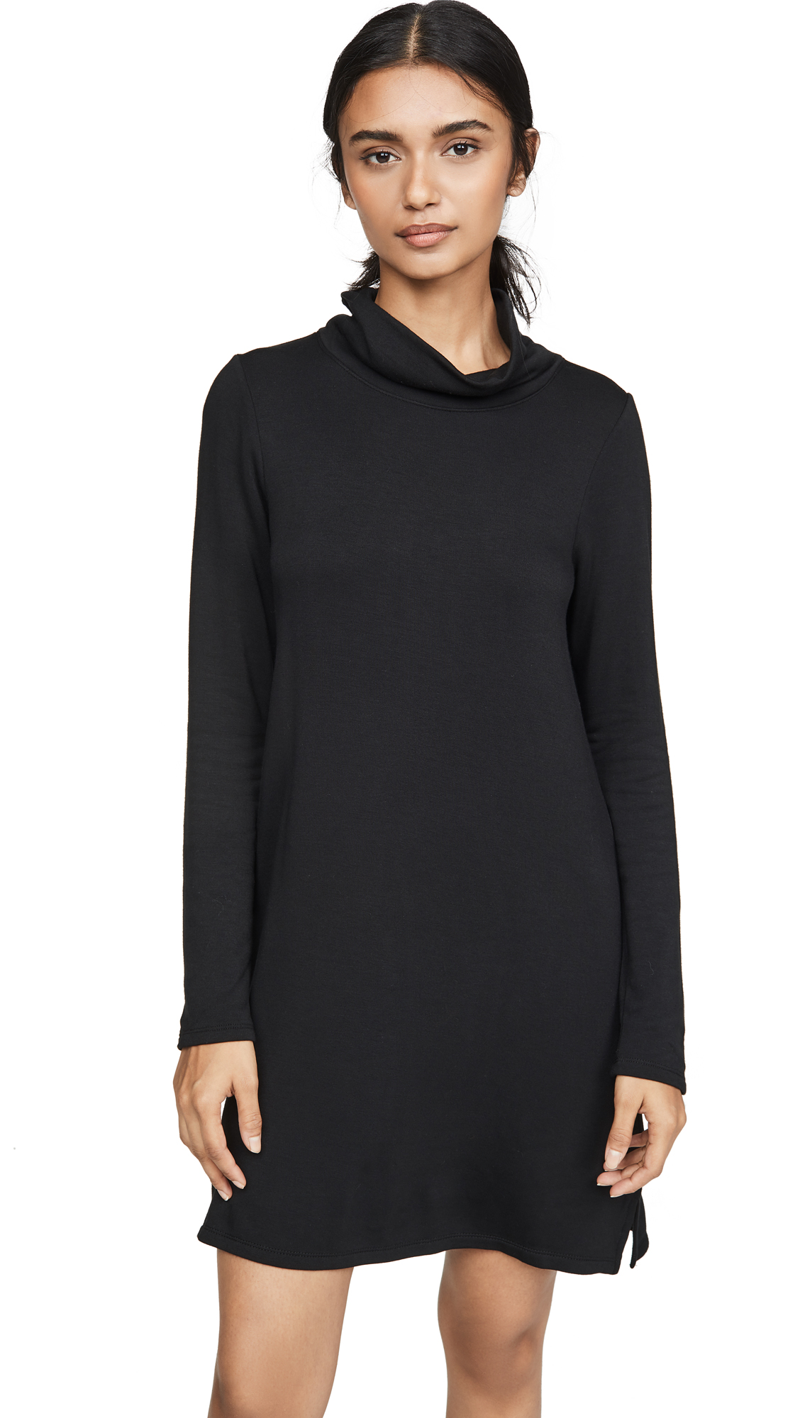 Buy Z Supply The Premium Fleece Turtleneck Dress online beautiful Z Supply Clothing, Dresses