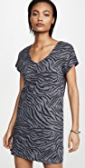 Z Supply The Zebra Tee Dress