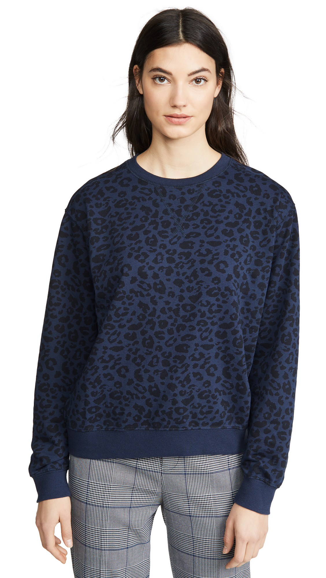 Buy Z Supply online - photo of Z Supply The Leopard Pullover