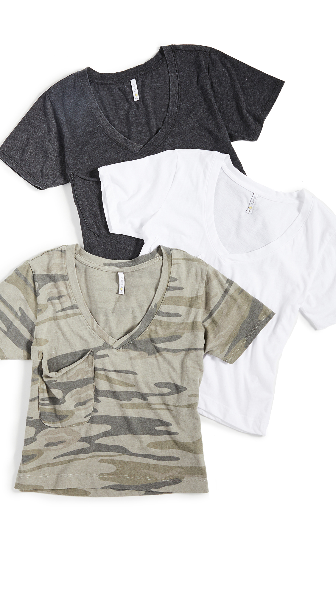 Buy Z Supply online - photo of Z Supply Skimmer Tee Pack