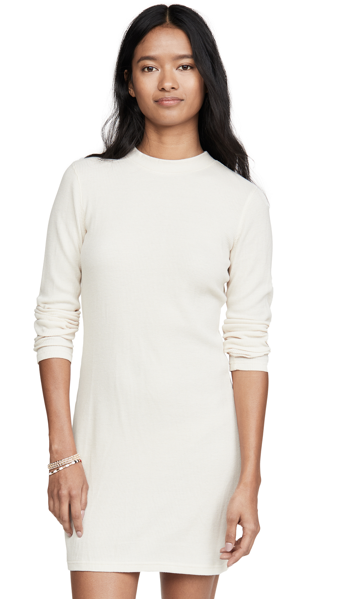 Buy Z Supply Thermal Long Sleeve Dress online beautiful Z Supply Clothing, Dresses