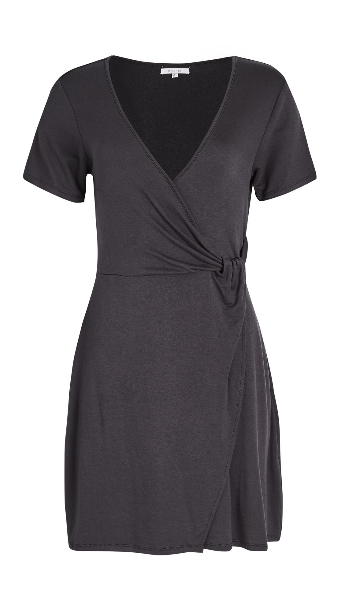 Z Supply Sandy Wrap Dress