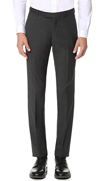 Z Zegna Drop 8 Wool Suit