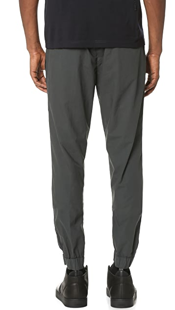 Z Zegna Superlight Poplin Stretch Comfort Pants