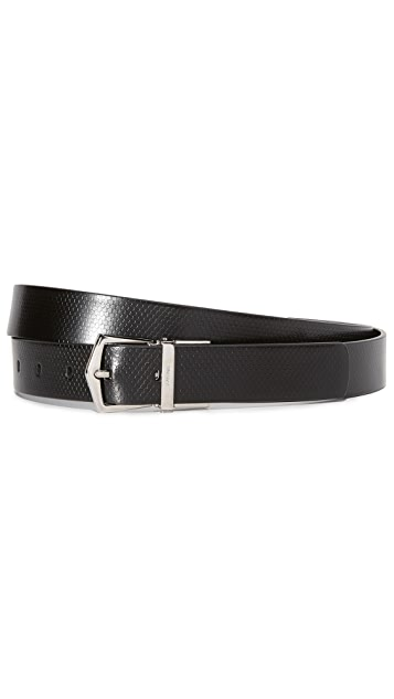 Z Zegna Reversible Adjustable Belt