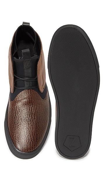 Z Zegna California Chukka Sneakers