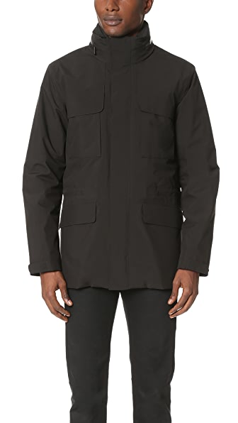 Z Zegna Softshell 3-in-1 Field Jacket
