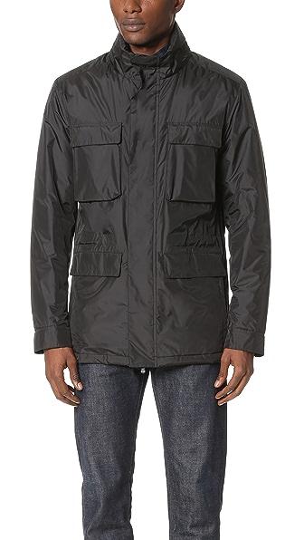 Z Zegna Light Shell 4 Pocket Field Jacket