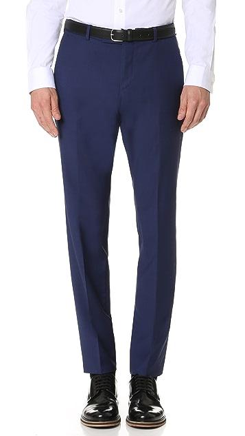 Z Zegna Tropical Wool Drop 8 Suit