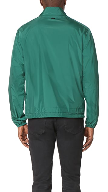 Z Zegna Light Shell Travel Jacket
