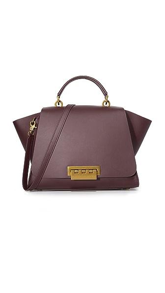 ZAC Zac Posen Eartha Soft Top Handle Bag