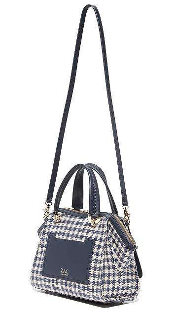 ZAC Zac Posen Eartha Small Double Handle Bag