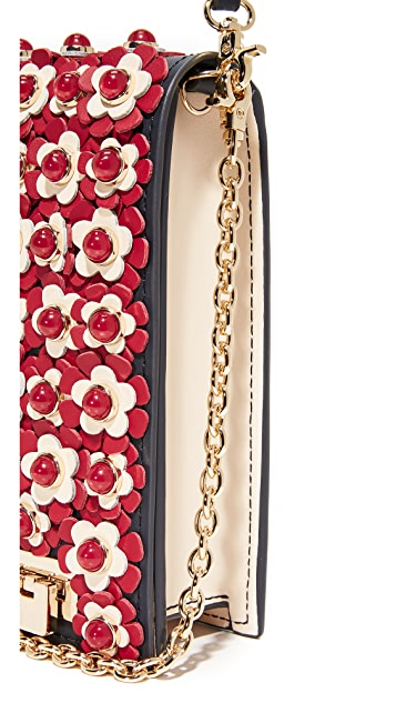 ZAC Zac Posen Floral Earthette Party Bag